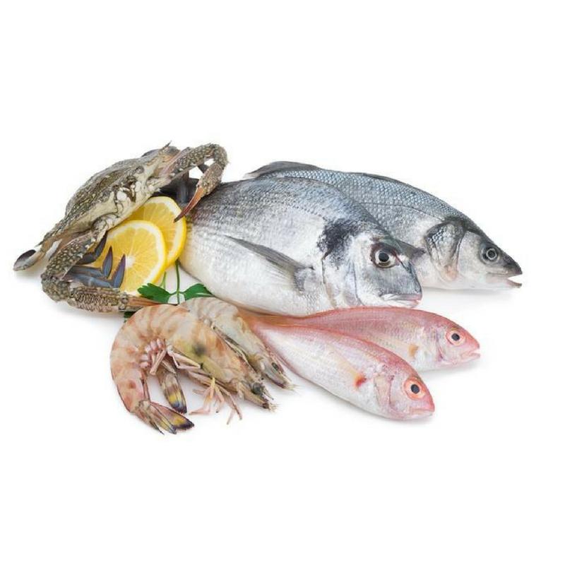 Peix i marisc