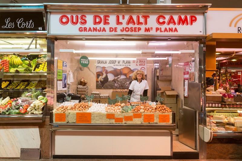 Ous De L'alt Camp - Granja Josep M. Plana