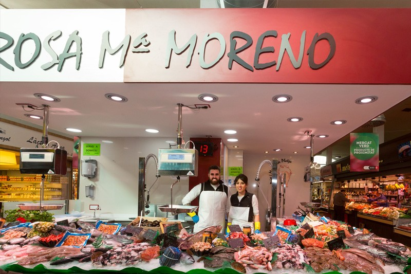 Peixateria Rosa Mª Moreno