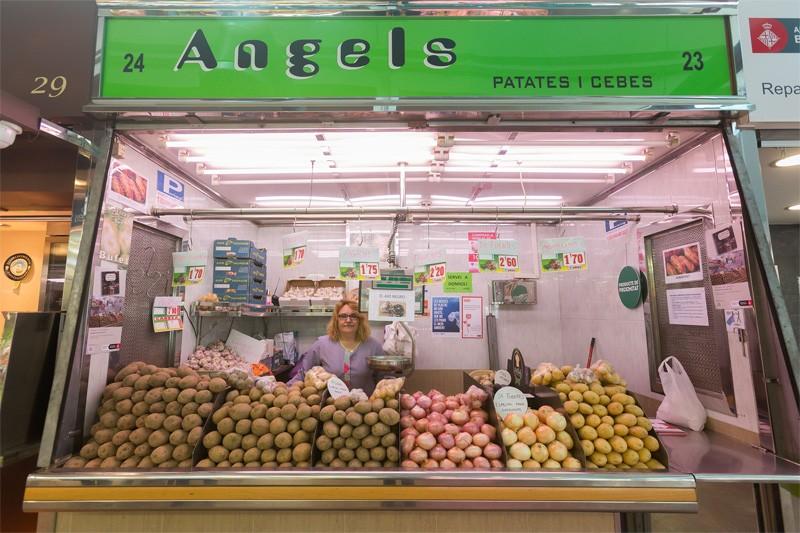 Àngels patates i cebes