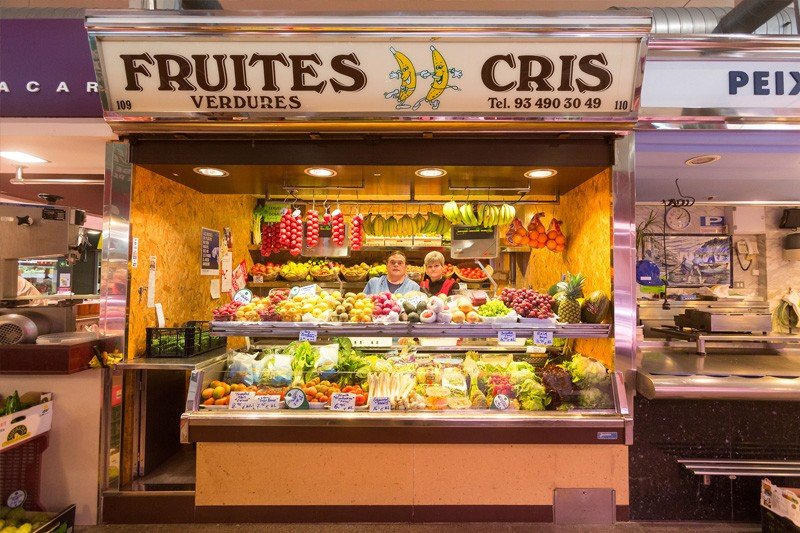 Frutas Cris