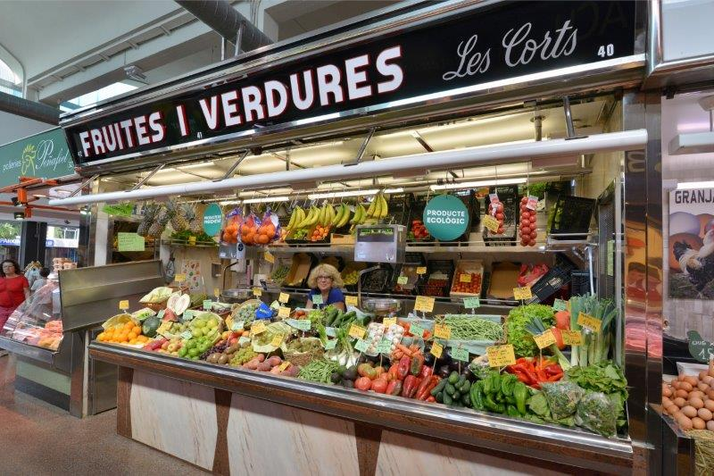 Fruites I Verdures Les Corts