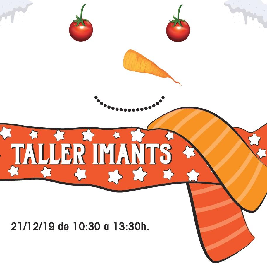 Taller gratuït de manualitats infantils 21-12-19